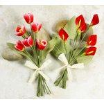 Prima - Mini Bouquet Collection - Miniature Mulberry Flower Bouquet - Simone, CLEARANCE