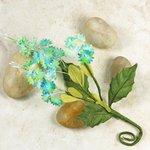 Prima - Mini Bouquet Collection - Miniature Fabric Flower Bouquet - Tamara, CLEARANCE