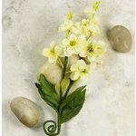 Prima - Mini Bouquet Collection - Miniature Fabric Flower Bouquet - Corrina, CLEARANCE