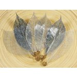 Prima - Temple Collection - Lacquered Leaves - Sifah Blue, CLEARANCE