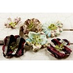 Prima - Pastiche Collection - Flower Embellishments - Mix 1, CLEARANCE