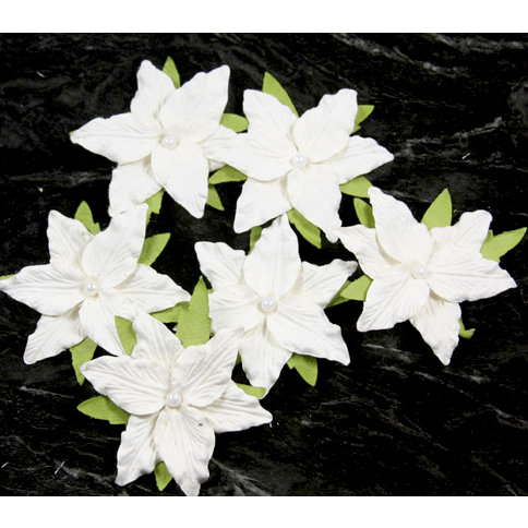 Prima - Innoscence Collection - Flower Embellishments - Mix 13