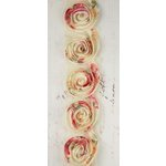 Prima - Clementine Vines Collection - Fabric Flower Embellishments - Olivia