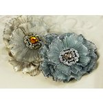Prima - Rossetti Roses Collection - Fabric Flower Embellishments - Lola