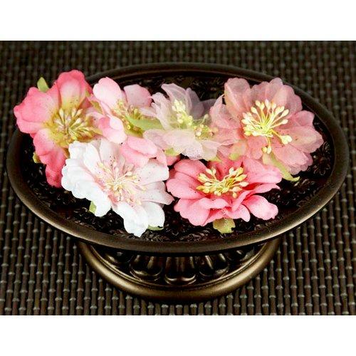 Prima - Petunia Collection - Fabric Flower Embellishments - Rondo