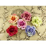 Prima - Roses of Spain Collection - Flower Embellishments - Anais, CLEARANCE
