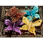 Prima - Swallowtail Butterflies Collection - Jeweled Butterflies - Tiger, CLEARANCE