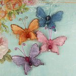 Prima - Swallowtail Butterflies Collection - Jeweled Butterflies - Julia