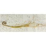 Prima - Glistening Vines Collection - Jeweled Vine Embellishments - Gold