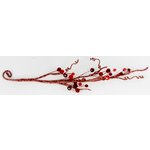 Prima - Glistening Vines Collection - Jeweled Vine Embellishments - Berries, CLEARANCE