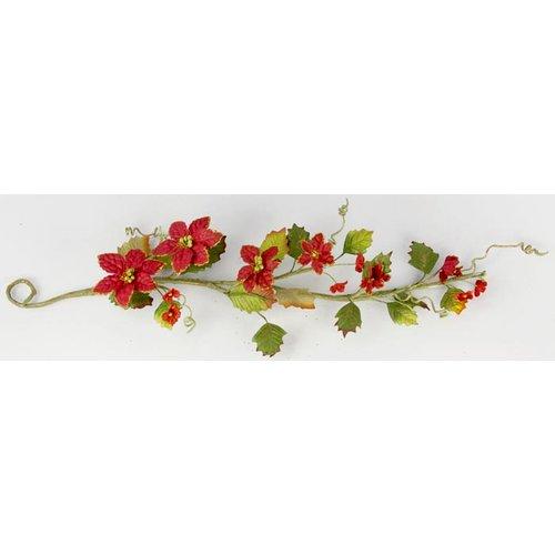 Prima - Holiday Celebration Collection - Vine Embellishments - Joy