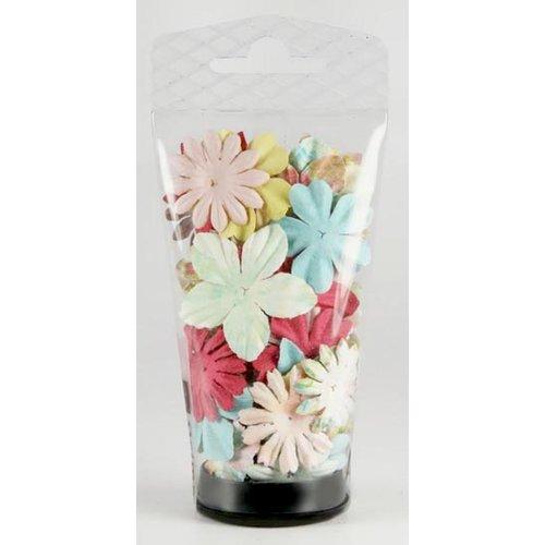 Prima - Annalee Collection - Flower Embellishments - Essentials Small