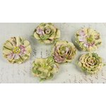 Prima - Orchard Mix Collection - Flower Embellishments - Rosemary, CLEARANCE