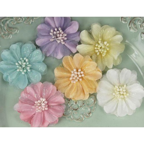 Prima - Roosevelt Collection - Flower Embellishments - Carow, CLEARANCE