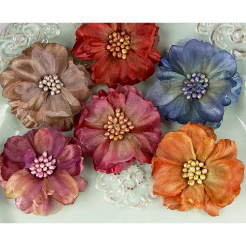 Prima - Roosevelt Collection - Flower Embellishments - Missus
