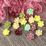 Prima - Arco Iris Collection - Flower Center Embellishments - Botanical