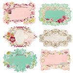 Prima - Melody Collection - Journaling Notecards in a Box