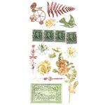 Prima - Botanical Collection - Rub Ons