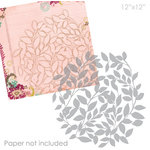 Prima - Stencils Mask Set - 12 x 12 - Forest Leaves