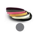 Prima - Velvet Headbands - Grey