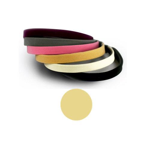 Prima - Velvet Headbands - Sand