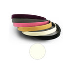Prima - Velvet Headbands - Cream, CLEARANCE