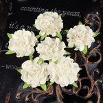 Prima - Innocence 2 Collection - Flower Embellishments - Mix 5
