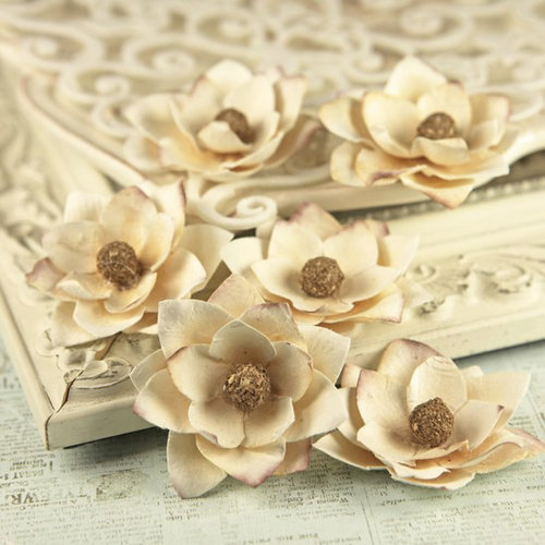 Prima - Eminence Collection - Flower Embellishments - Mix 1