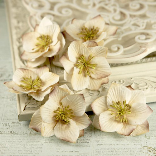 Prima - Eminence Collection - Flower Embellishments - Mix 2