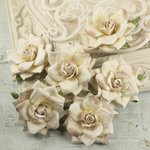Prima - Eminence Collection - Flower Embellishments - Mix 3