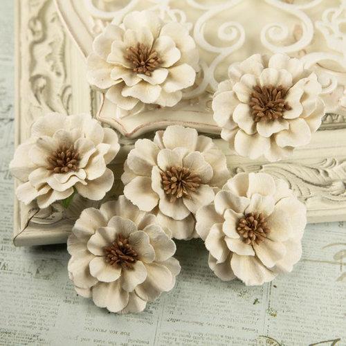 Prima - Eminence Collection - Flower Embellishments - Mix 5
