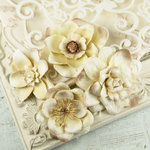Prima - Eminence Collection - Flower Embellishments - Mix 6