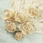 Prima - Eminence Collection - Flower Embellishments - Mix 8