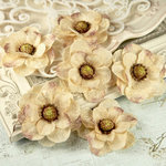 Prima - Eminence Collection - Flower Embellishments - Mix 9