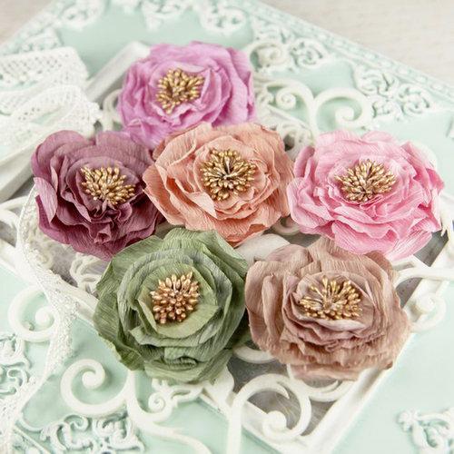 Prima - Petticoat Collection -  Flower Embellishments - Pannier