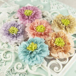 Prima - Petticoat Collection -  Flower Embellishments - Jinny