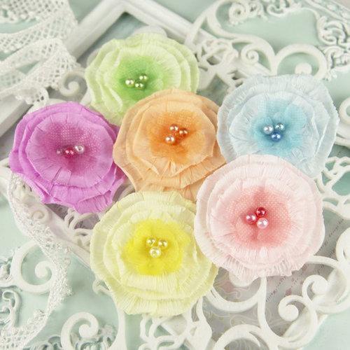 Prima - Petticoat Collection -  Flower Embellishments - Princess