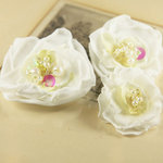 Prima - The Fitzgerald Collection - Fabric Flower Embellishments - Cleamie