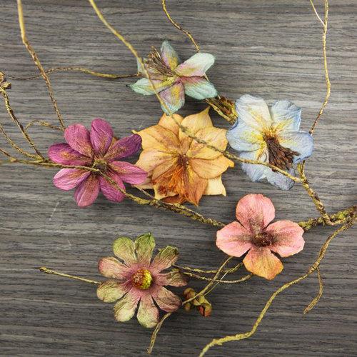 Prima - Bella Notte Collection - Flower Embellishments - Vermont