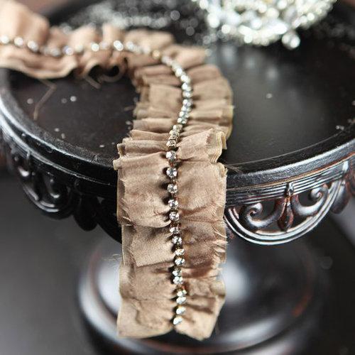 Prima - Valenciennes Collection - Jeweled Trim - Allie