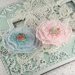Prima - Via Flaminia Collection - Flower Embellishments - Rosa