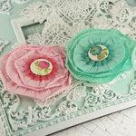 Prima - Via Flaminia Collection - Flower Embellishments - Ciliegia