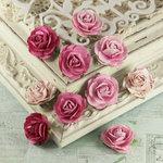 Prima - Floret Collection - Flower Embellishments - Rosie, BRAND NEW