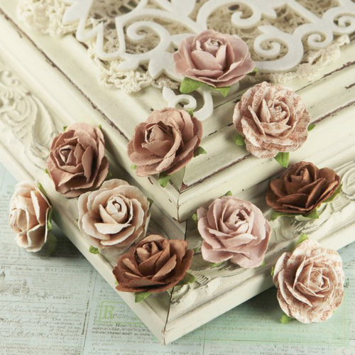 Prima - Floret Collection - Flower Embellishments - Camille