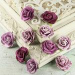 Prima - Floret Collection - Flower Embellishments - Mauve, CLEARANCE