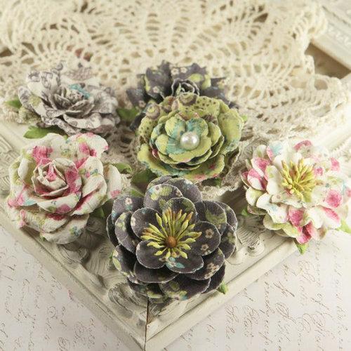 Prima - Paloma Collection - Flower Embellishments - Madeline