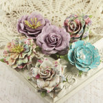 Prima - Paloma Collection - Flower Embellishments - Sweet Fairy