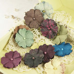 Prima - Marri Collection - Flower Embellishments - Moulin Rouge