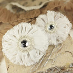 Prima - Regent Collection - Fabric Flower Embellishments - Villiers