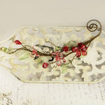 Prima - Cinderella Collection - Vine Border - Barberry